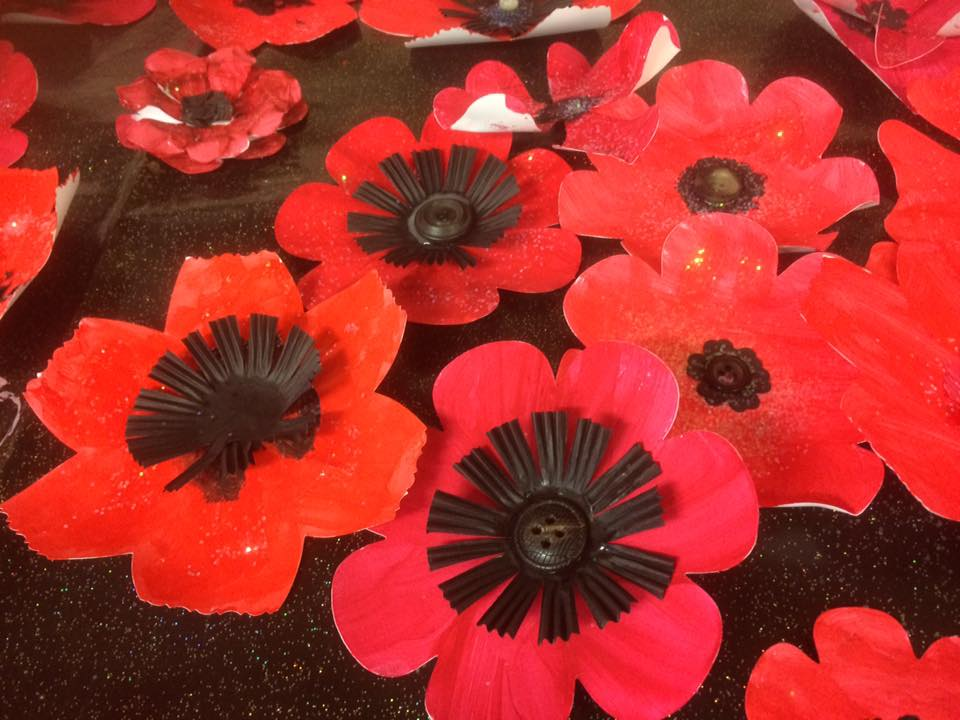 Remembrance Sunday Four Seasons Care Exhibitions