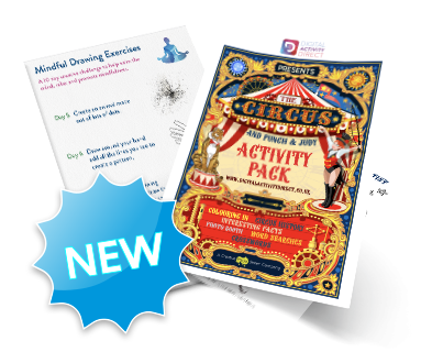 NEW Digital Activity Direct Downloadable Resources