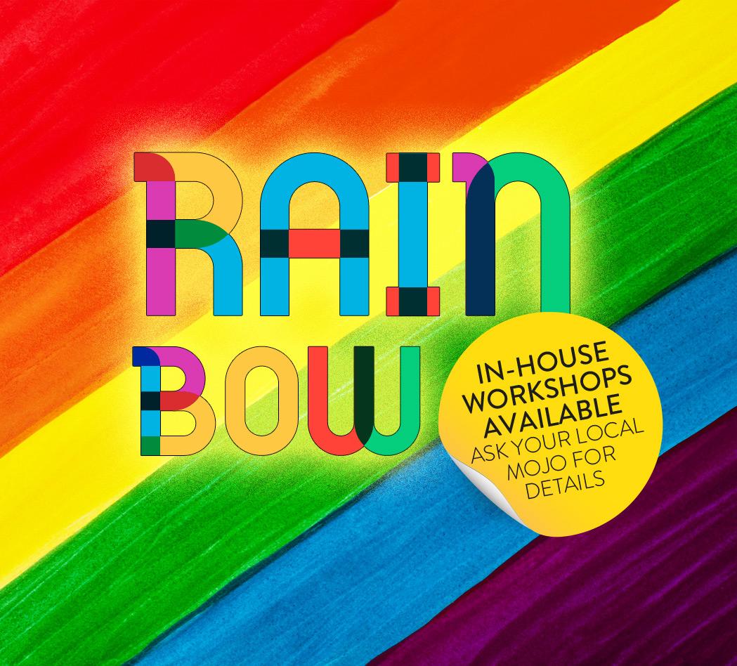 Pride Rainbow 2021